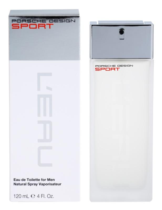 Porsche Design Sport L'Eau Eau de Toilette for Men 120 ml