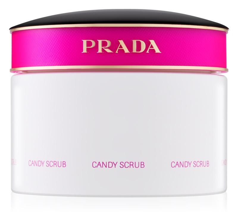Prada Candy Körperpeeling für Damen 200 ml