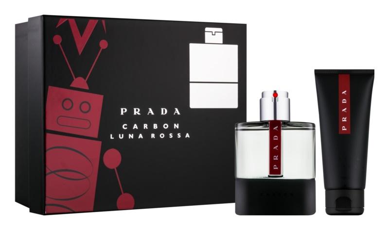 Prada Luna Rossa Carbon Gift Set I.