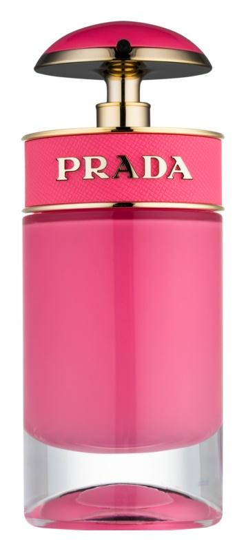 Prada Candy Gloss eau de toilette pentru femei 50 ml