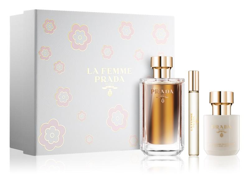 Prada La Femme Gift Set  III.