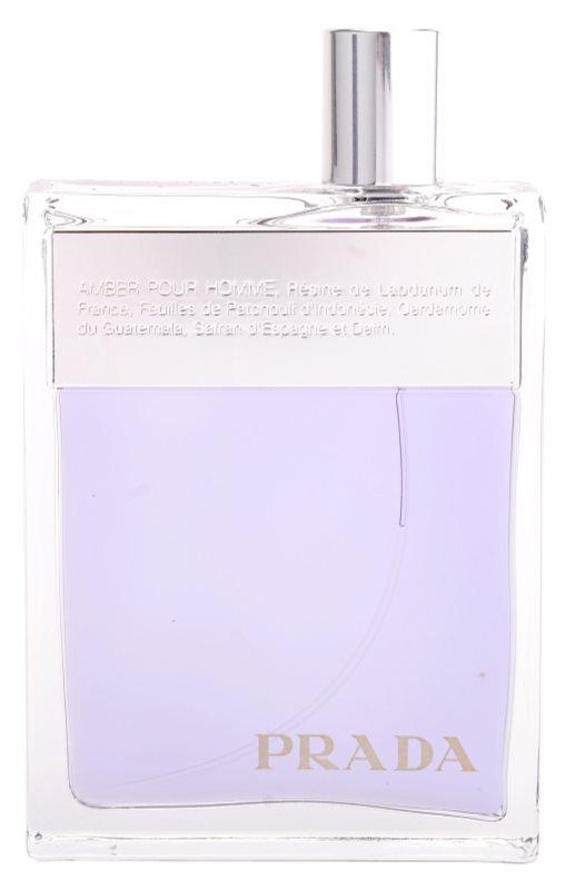 Prada Prada Amber Pour Homme, Eau de Toilette for Men 100 ml ... ca77ff6a67d