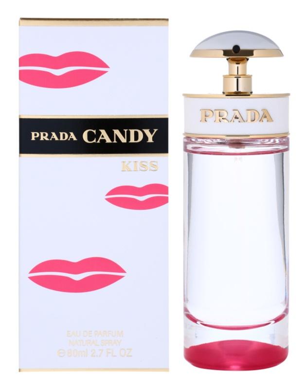 Prada Candy Kiss Eau de Parfum für Damen 80 ml