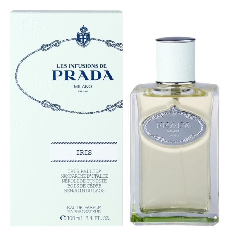 Prada Les Infusions Infusion Iris Parfumovaná voda pre ženy 100 ml