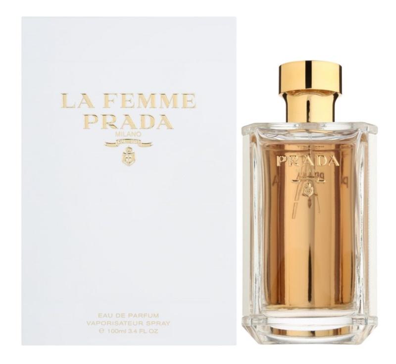Prada La Femme eau de parfum per donna 100 ml