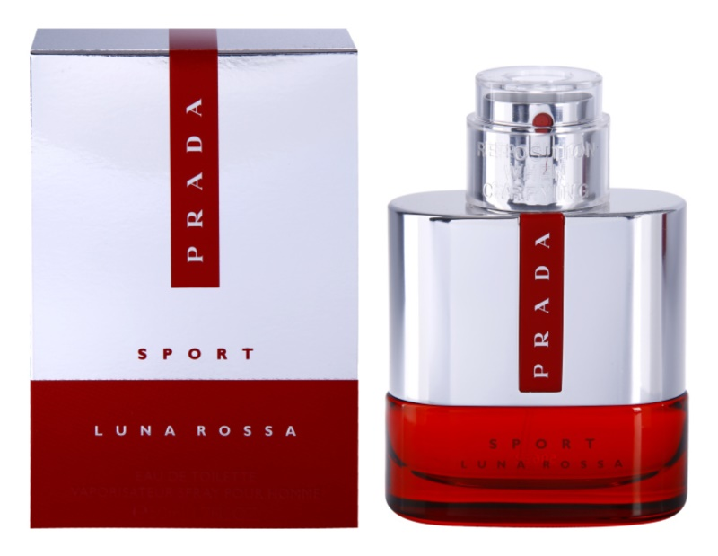 Prada Luna Rossa Sport eau de toilette pentru barbati 50 ml