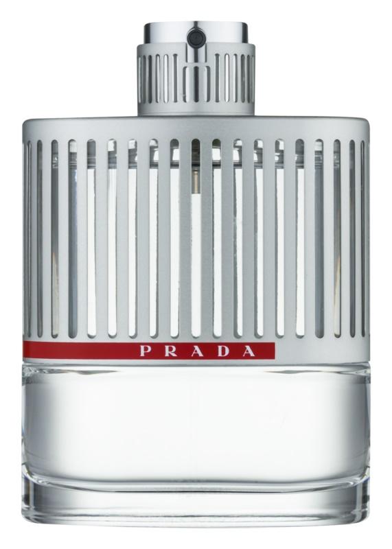 Prada Luna Rossa eau de toilette pour homme 150 ml Edition limitée