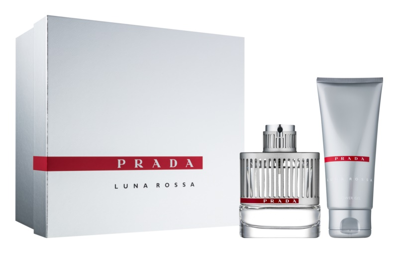 Prada Luna Rossa Gift Set I.