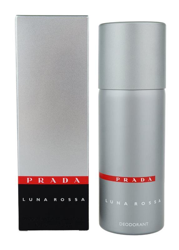 Prada Luna Rossa desodorante en spray para hombre 150 ml