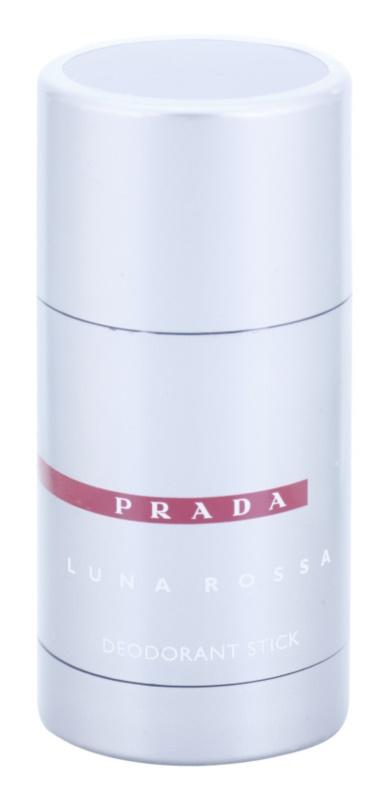 Prada Luna Rossa dédorant stick pour homme 75 ml