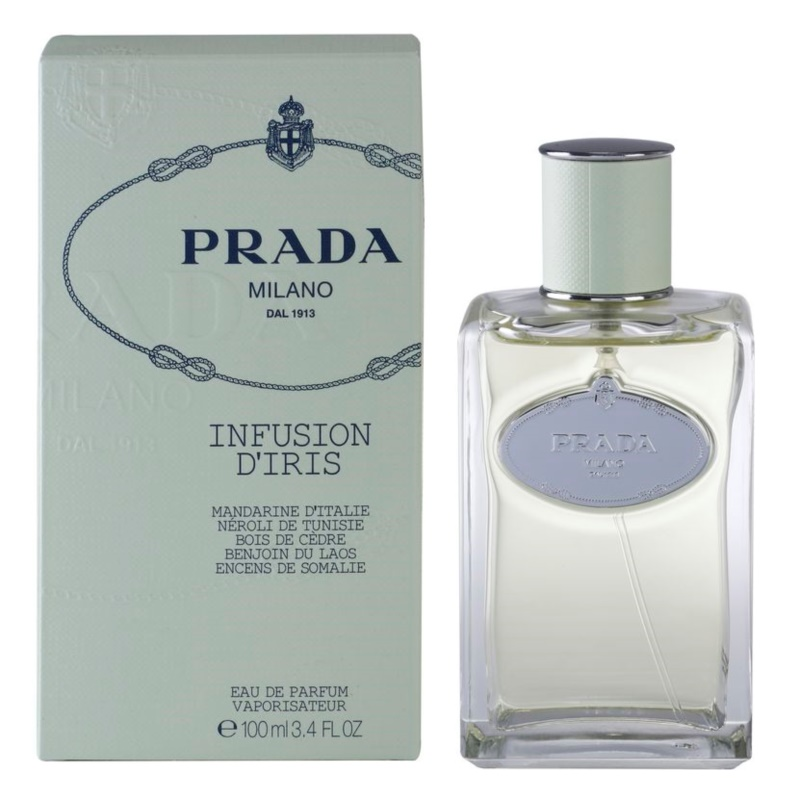Prada Les Infusions Infusion d'Iris eau de parfum pour femme 100 ml