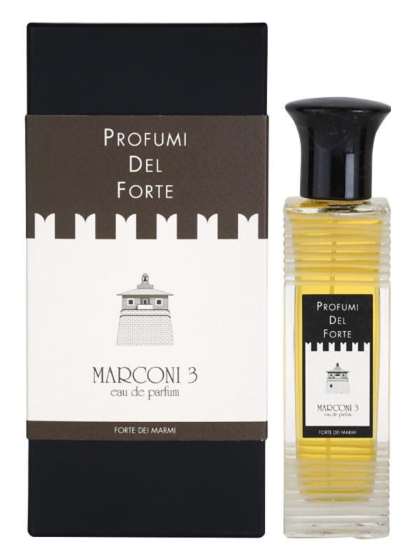 Profumi Del Forte Marconi 3 Parfumovaná voda unisex 100 ml