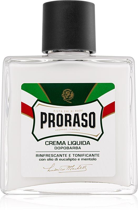 Proraso Green bálsamo refrescante after shave