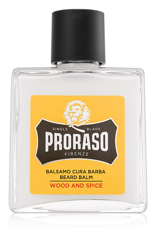Proraso Wood and Spice balzám na vousy