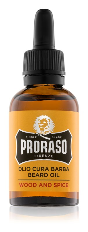 Proraso Wood and Spice szakáll olaj