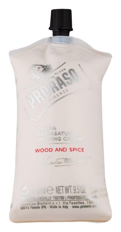 Proraso Wood and Spice krém na holení