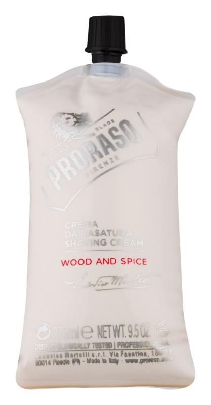 Proraso Wood and Spice krém na holenie