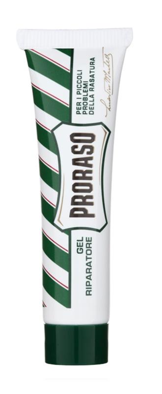 Proraso Green gél pre zastavenie krvácania po holení