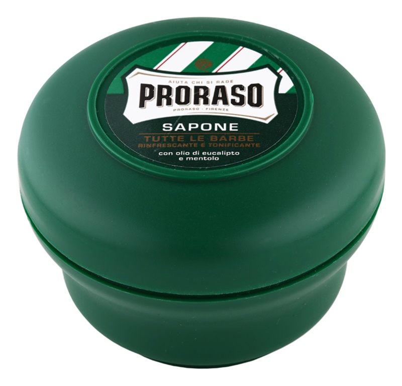 Proraso Green mydlo na holenie mydlo na holenie