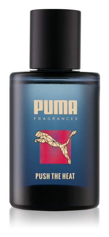 Puma Push The Heat Eau de Toilette for Men 50 ml