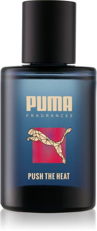 Puma Push The Heat eau de toilette pentru barbati 50 ml