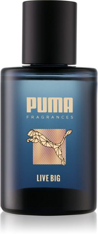 Puma Live Big Eau de Toilette for Men 50 ml
