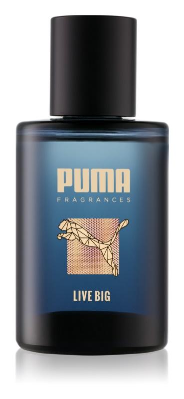 Puma Live Big eau de toilette pentru bărbați 50 ml