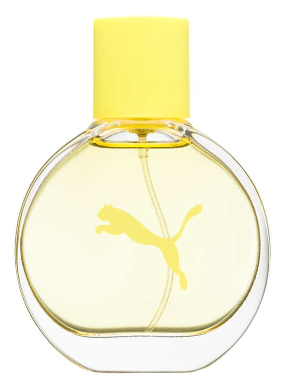 Puma Yellow Woman woda toaletowa dla kobiet 90 ml