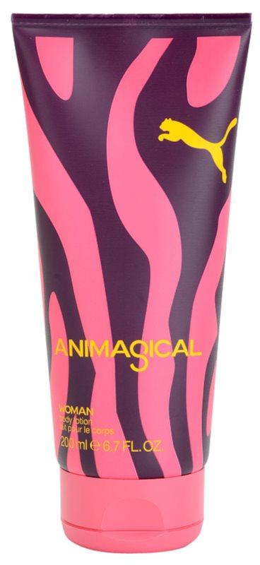 Puma Animagical Woman Body Lotion for Women 200 ml