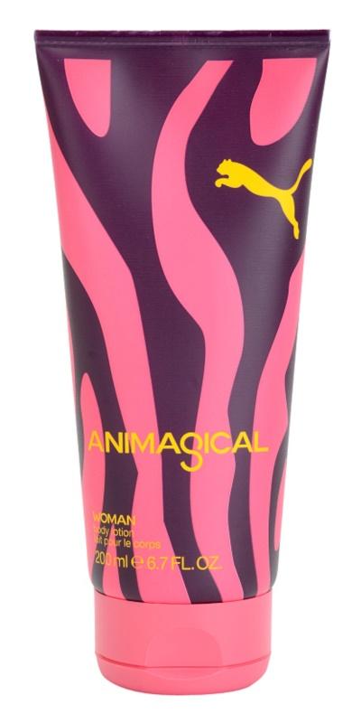 Puma Animagical Woman mleczko do ciała dla kobiet 200 ml