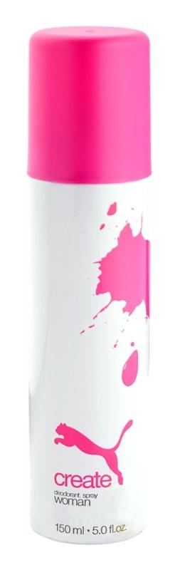 Puma Create Woman deodorant Spray para mulheres 150 ml