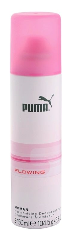 Puma Flowing Woman Deo Spray voor Vrouwen  150 ml