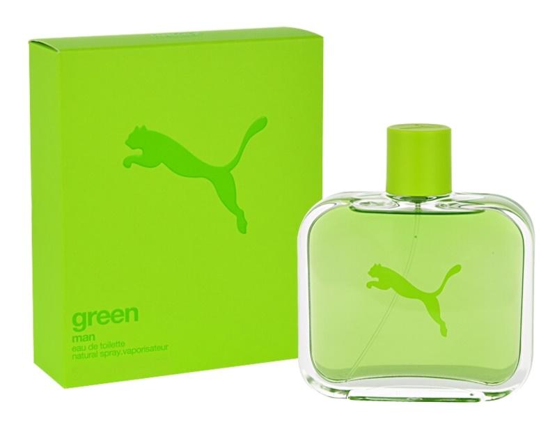 Puma Green Man Eau de Toilette for Men 40 ml