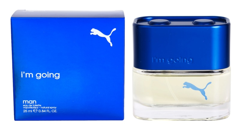 Puma I Am Going Man Eau de Toilette for Men 25 ml