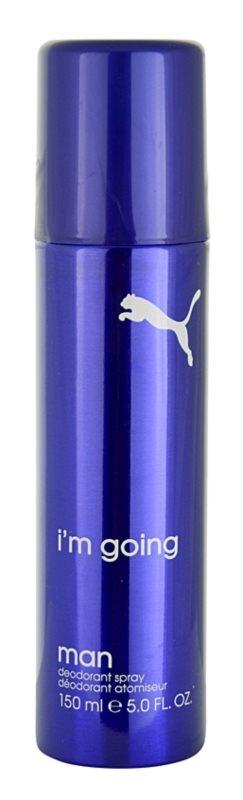 Puma I Am Going Man dezodor férfiaknak 150 ml