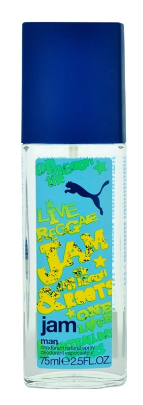 Puma Jam Man spray dezodor férfiaknak 75 ml