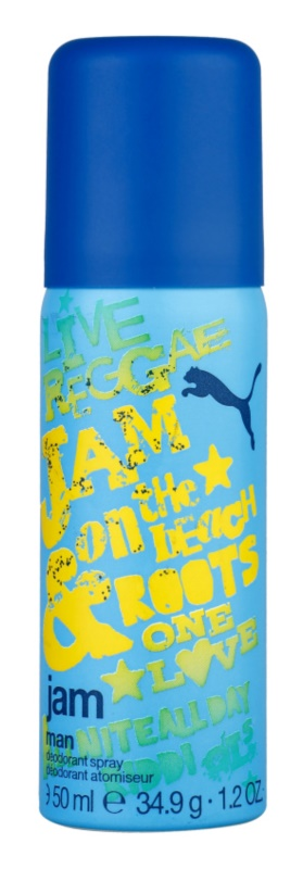 Puma Jam Man déo-spray pour homme 50 ml