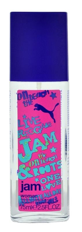 Puma Jam Woman Deo mit Zerstäuber für Damen 75 ml