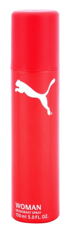 Puma Red and White dezodor nőknek 150 ml