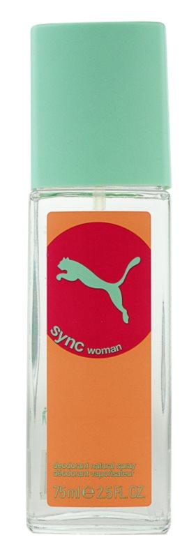 Puma Sync deodorant s rozprašovačom pre ženy 75 ml
