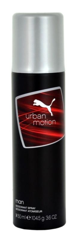 Puma Urban Motion déo-spray pour homme 150 ml