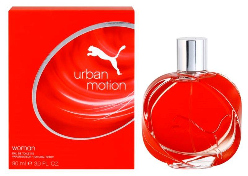 Puma Urban Motion Woman eau de toilette pour femme 90 ml