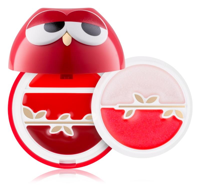 Pupa All You Need Is Owl Pupa Owl 1 paleta pentru fata multifunctionala pe/pentru buze