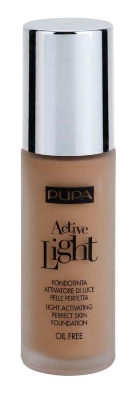 Pupa Active lehký make-up SPF 10