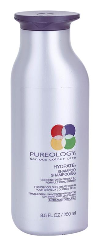pureology hydrate hydratisierendes shampoo f r trockenes und gef rbtes haar. Black Bedroom Furniture Sets. Home Design Ideas