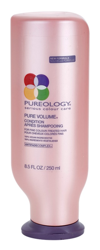 Pureology Pure Volume objemový kondicionér pro jemné, barvené vlasy