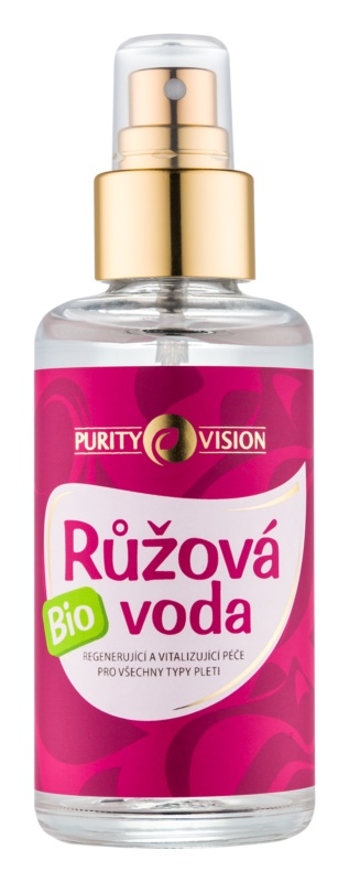 Purity Vision Rose Rose Water