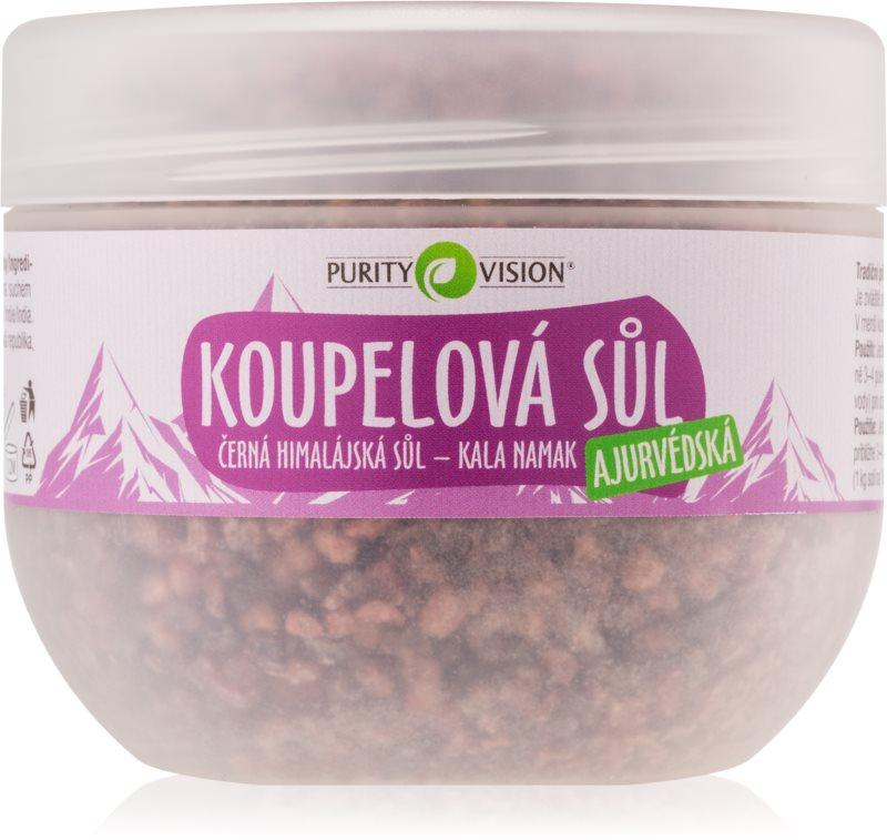 Purity Vision Kala Namak ajurvédska soľ do kúpeľa