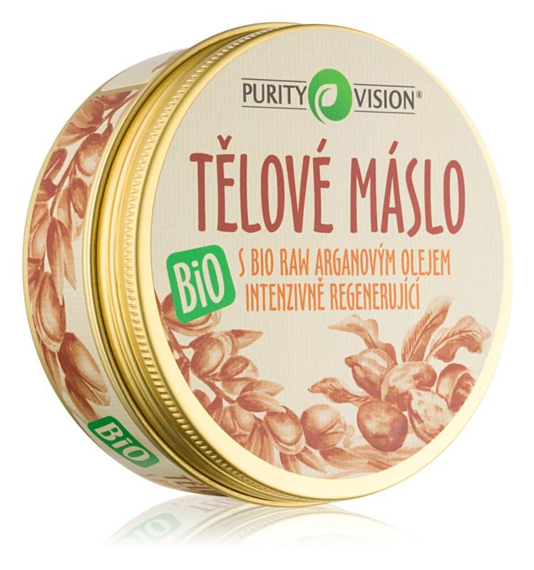 Purity Vision Raw telové maslo