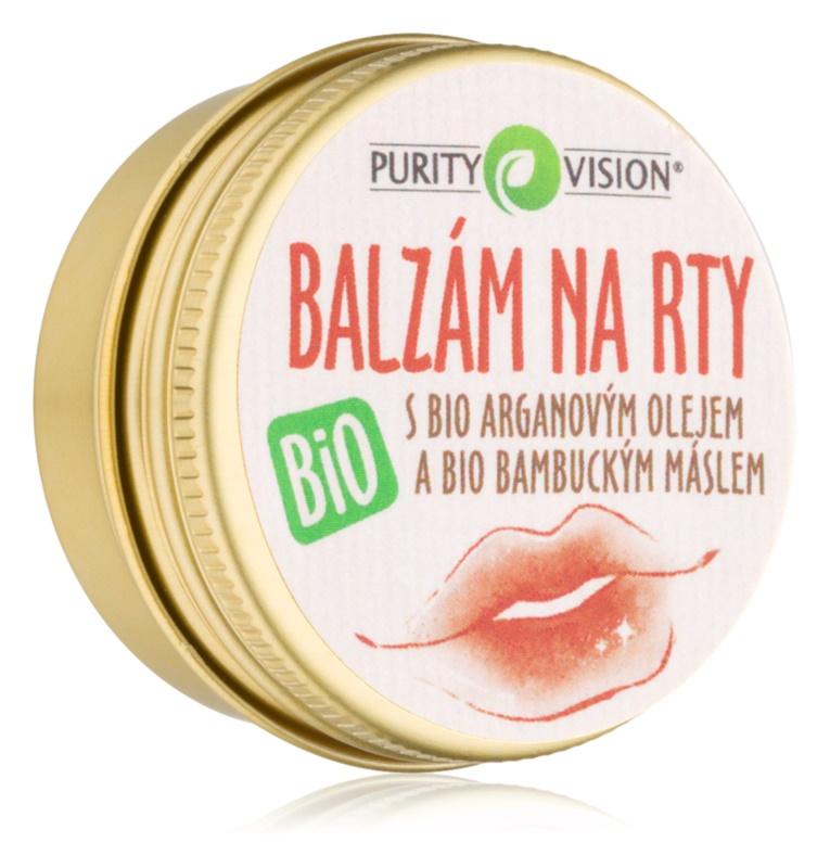 Purity Vision BIO balzám na rty